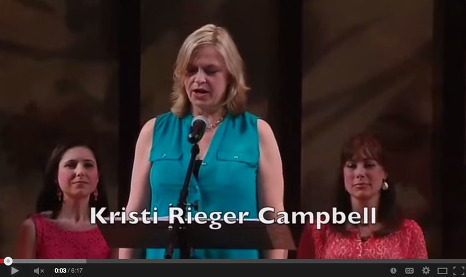 Kristi Rieger Campbell Video