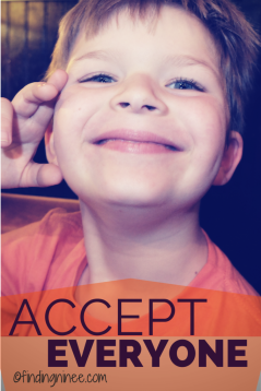 Accept Everyone. Accept My Son. #specialneeds