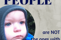 A reminder that people with #specialneeds are not the ones who are broken in this world.