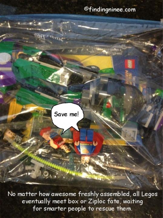 Lego ziplock
