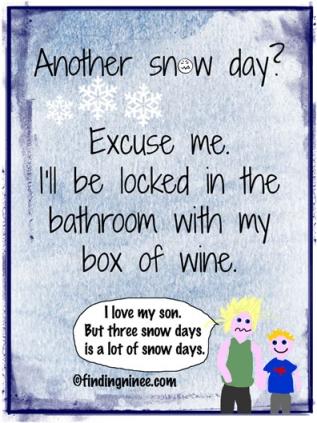 another snow daysm
