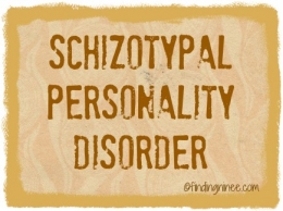 Schizotypal Personality Disorder