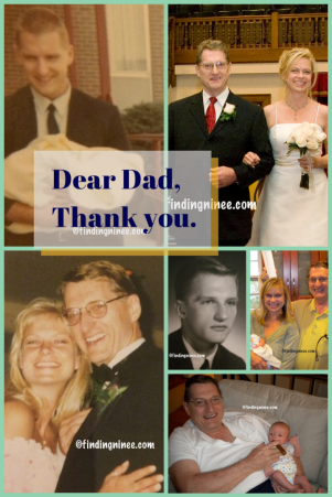 Dear Dad letter for fathers day