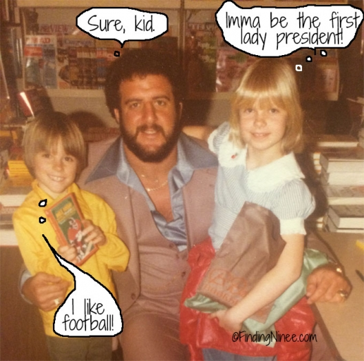 FindingNinee with Lyle Alzado