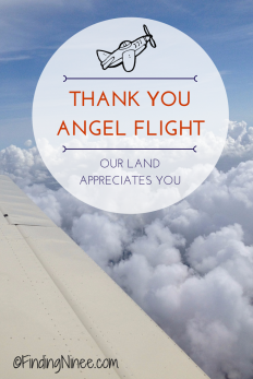 thank you angel flight