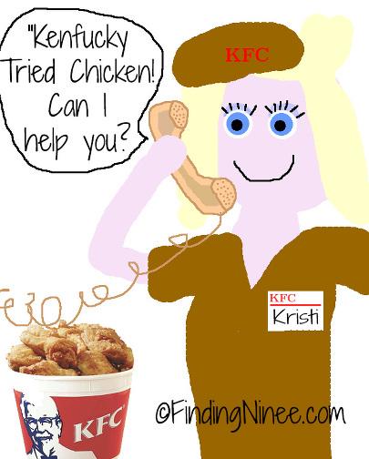 KFC Can I help you