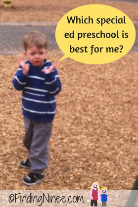 Which special ed preschool is best? FindingNinee.com
