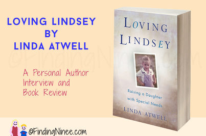 Loving Lindsey by Linda Atwell a personal author interview and book review